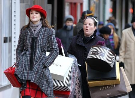 Three TV Fashion Icons From The Upper East Side