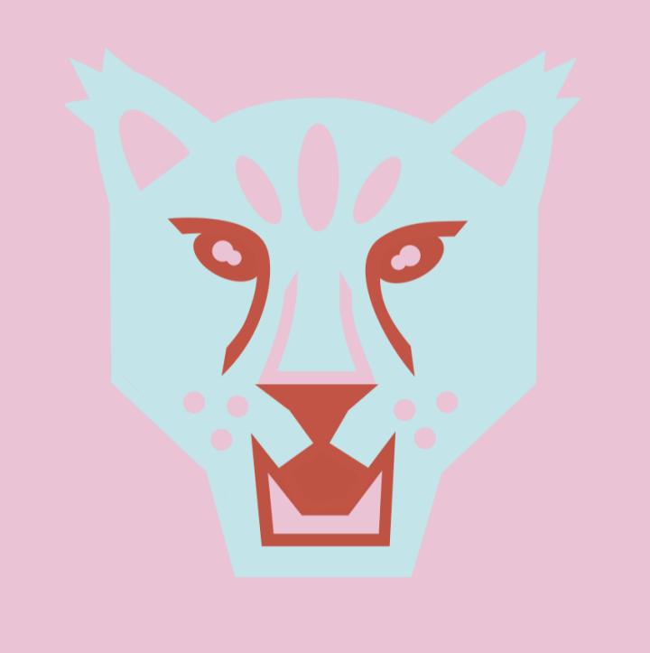 Graphic Design: Monogram and Animal GraphicIcon