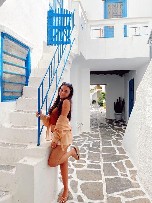 Exploring Greece: Naxos